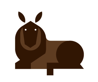 Moose by Always With Honor #icon #iconic #icondesign #picto #illustration #animal #elk #moose