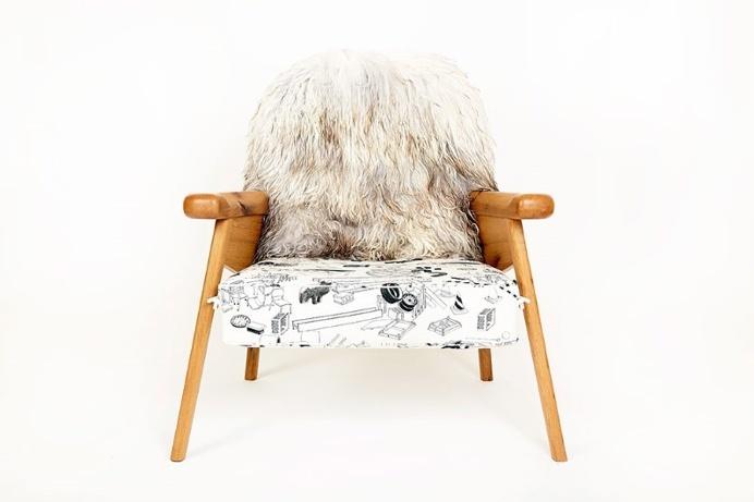Modern heirloom furniture