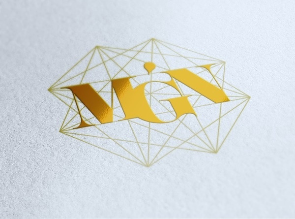 MGN // Terapias Alternativas // ross.mx #logo #identity #branding