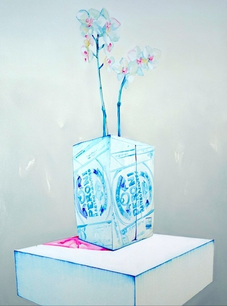 Julian Meagher | PICDIT #design #painting #art #flower #watercolor