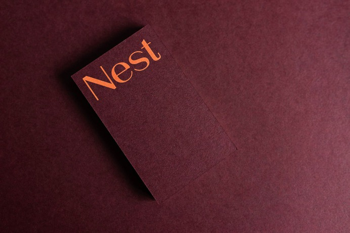 Nest Architects Branding - Mindsparkle Mag Nest Architects Branding by JAC&. Nest create spaces that reflect the people that inhabit them, today and in the future. Founded in 2006, the practice have an extensive folio of work that exudes warmth, meaning and a complete lack of pretence. #logo #packaging #identity #branding #design #color #photography #graphic #design #gallery #blog #project #mindsparkle #mag #beautiful #portfolio #designer