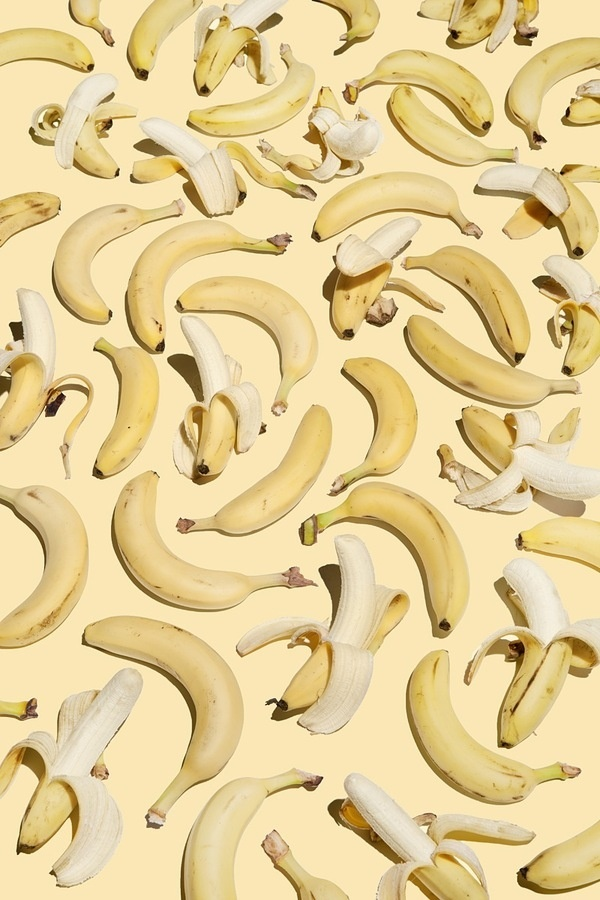 iGNANT #photography #pattern #banana #yellow