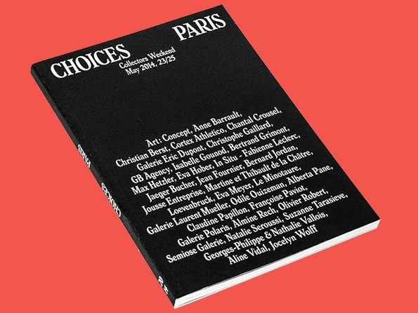 Diary of Design - Choices Paris by Côme de Bouchony#cover #print #book