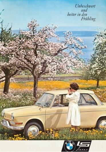 BMW ads | Cartype #bmw #vintage