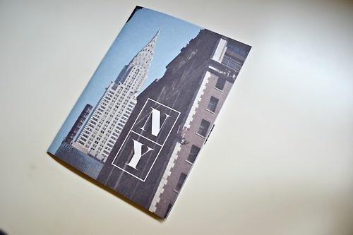NY photobook #typography #design #book #cover #york #new