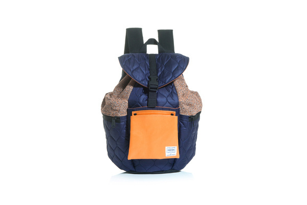 carven x porter backpack 02 #fashion #bags