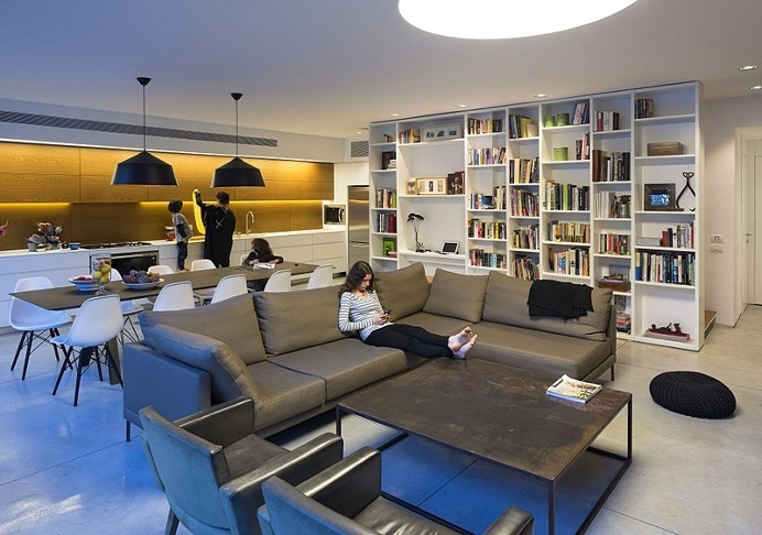 NF House by Navot Rubin Architecture