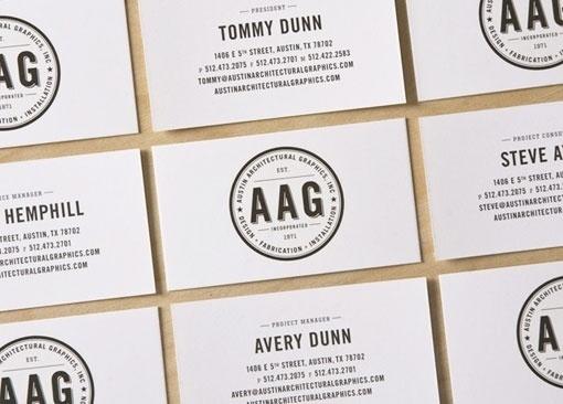 design work life » cataloging inspiration daily #seal #logo #card #business