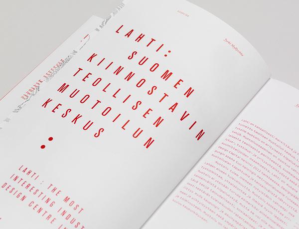 Kokoro & Moi – Lahti Biennale #pubdesign