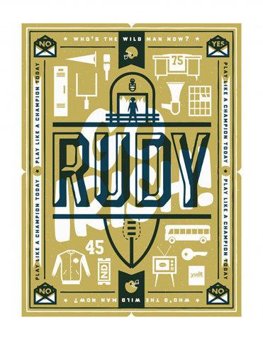 Rudy by Scott Allen Hill | Reelizer #poster