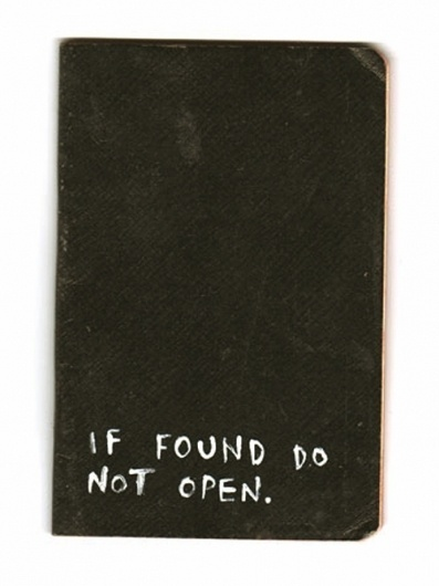 this isn't happiness.™ #donotopen