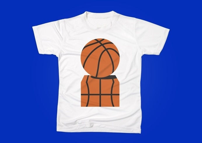 BBall T-shirt unused proposal, 2014