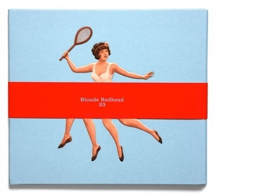 triborodesign | triboro projects #woman #racket #book #legs #cover