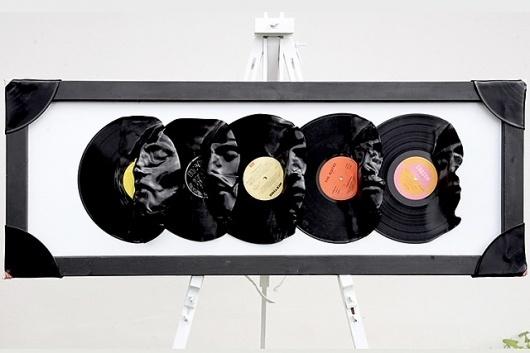 today and tomorrow #plastic #vinyl #sculpture #black