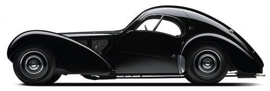 The Art of the automobile.Masterpieces Collection Ralph Lauren - Proposed activities around the exhibition - Arts Decoratifs - Official Website #bugatti #car #black