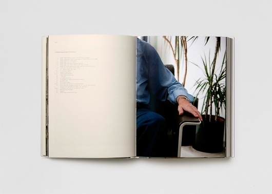 Dieter Rams: As Little Design as Possible – SI: Special   September Industry #design #graphic #book #rams #dieter #editorial