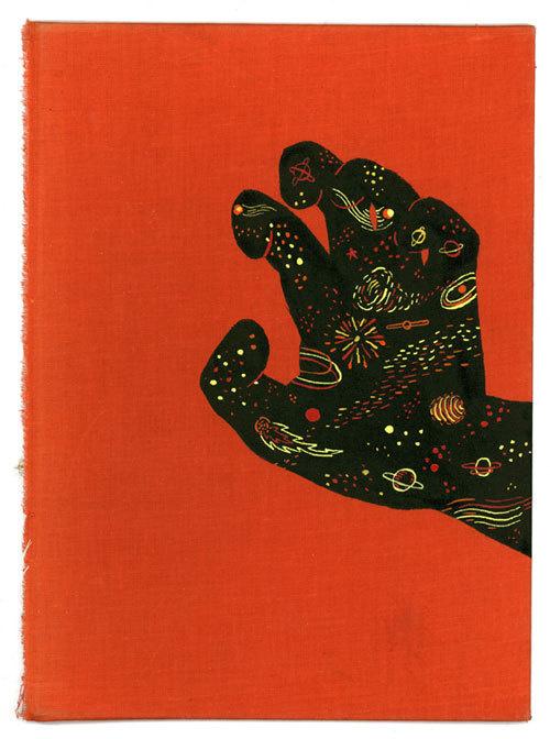 Cosmic Hand #illustration #hand #cosmic