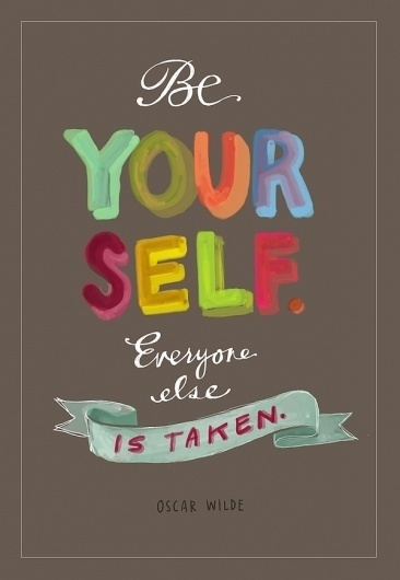 http://pinterest.com/pin/165296248793153369/ #yourself #print #be #poster