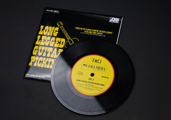 Johnny Cash Cover #album #folk #cash #yellow #black #cover #artwork #vinyl #johnny #and #country