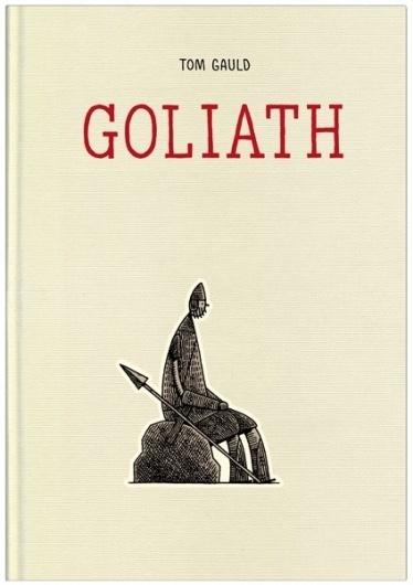 Tom Gauld - goliath #gauld #book #comic #tom #illustration #goliath