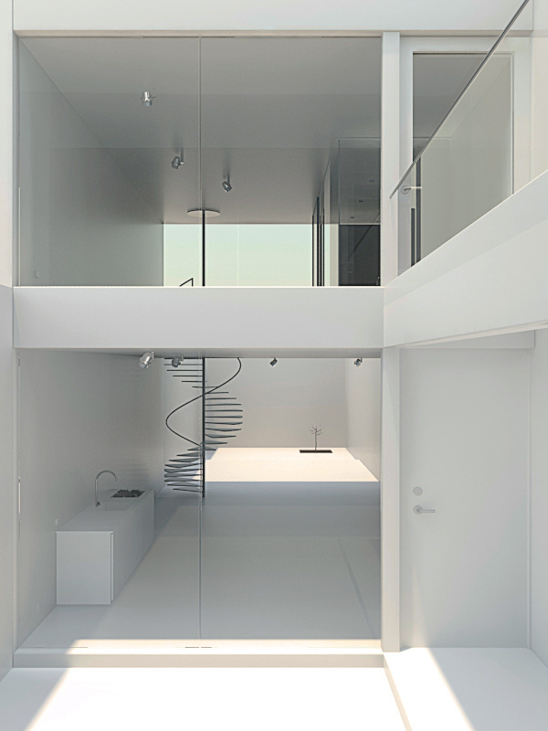 House W #stairs #architecture