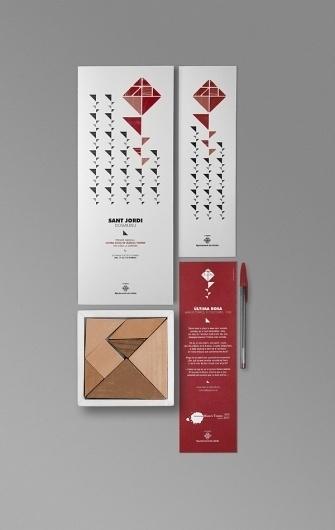Sant Jordi Lleida : Javier Suárez #illustration #branding