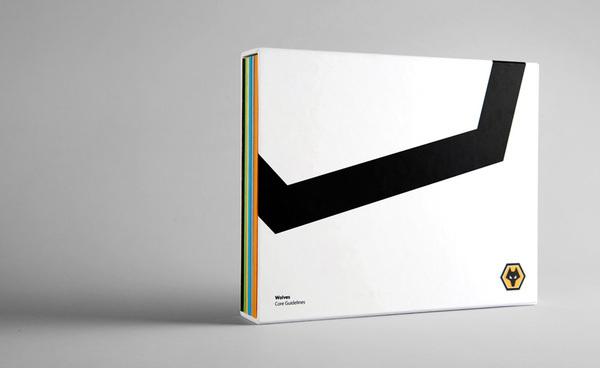 Wolves Brand Guidelines #brand #design
