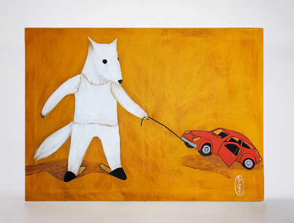 P1050835_8.jpg #squirrel #s #wood #illustration #art #painting #toy