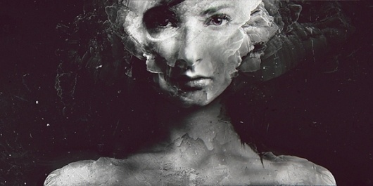 Заблудшая on the Behance Network #painting #illustration #girl
