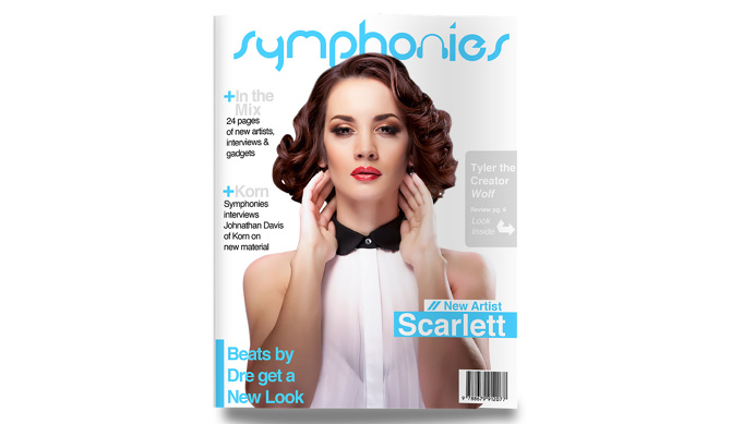 Symphonies #Magazine Cover