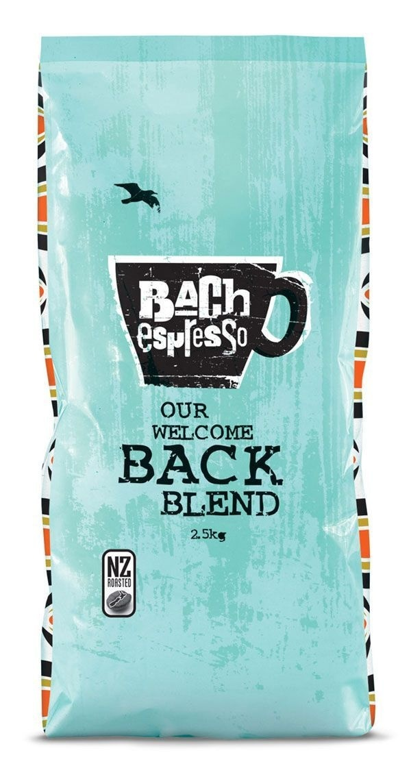 Bach Espresso Packaging by Coats Design #packaging #design