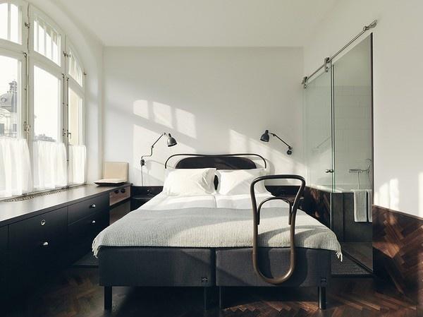 Miss Clara a new design hotel in Stockholm emmas designblogg #interior #design #decor #bed #stockholm #deco #hotel #decoration