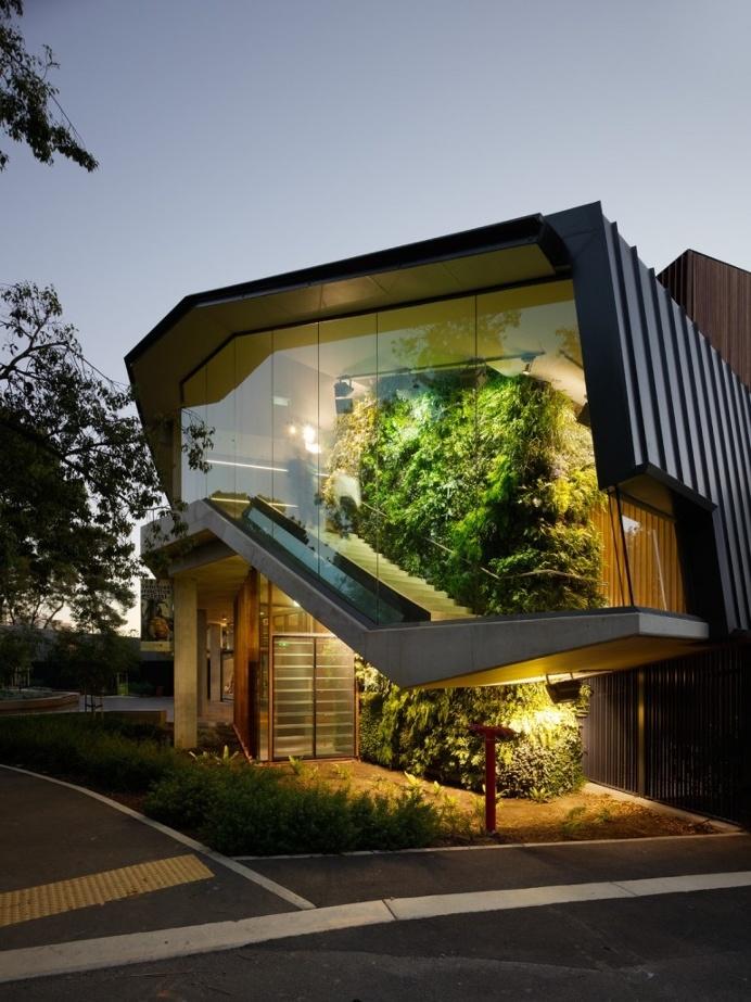 Adelaide Zoo Entrance Precinct / Hassell