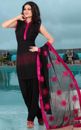 Beautiful punjabi suit ideas