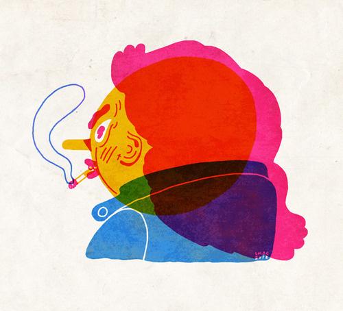 SpamsTolfino #scott #illustration #macdonald