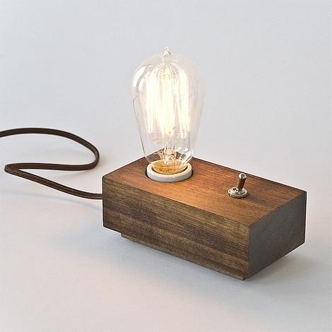 Andrew Berg Lamp at iainclaridge.net #lighting #design