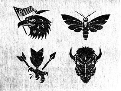 Icons_dribbble_shot #moth #drawing #handdrawn #illustration