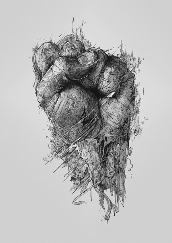 Only The Brave StudioKxx #kxx #illustration #studio