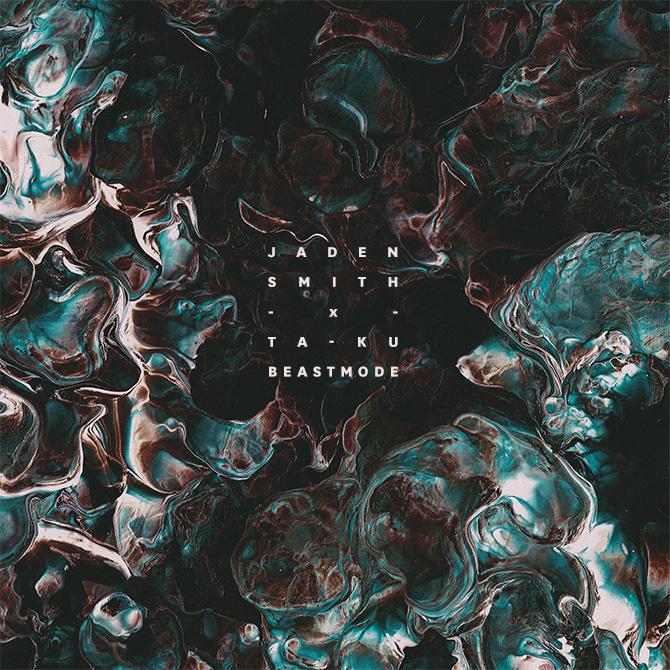 Samuel Burgess-Johnson - Jaden Smith x Ta Ku – Beastmode #album #cover #art