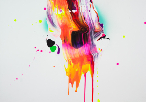 Yago Hortal | PICDIT #abstract #design #color #paint #painting #art #colour