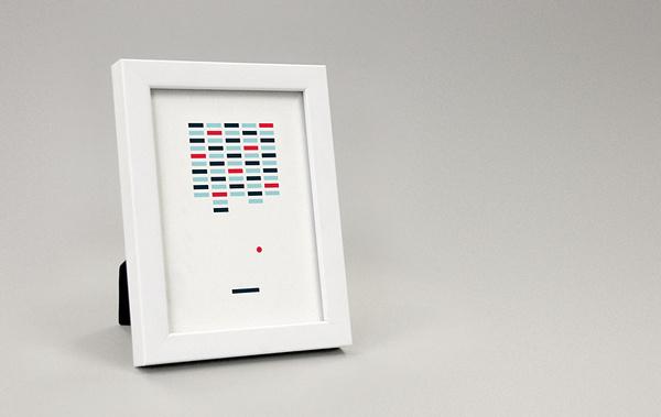 Matthew Hancock #frame #hancock #print #ludographica #matthew #art #game