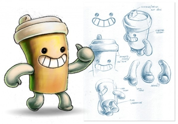 Wrigley's #supervixen #illustration #design #character