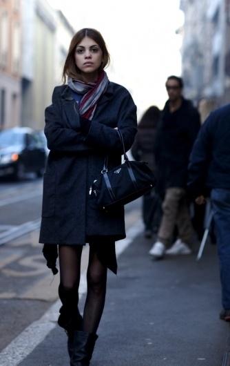 The Sartorialist #fashion #design #clothing #style