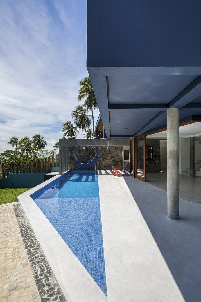 Casa Por Do Sol, Vilela Florez Studio 2