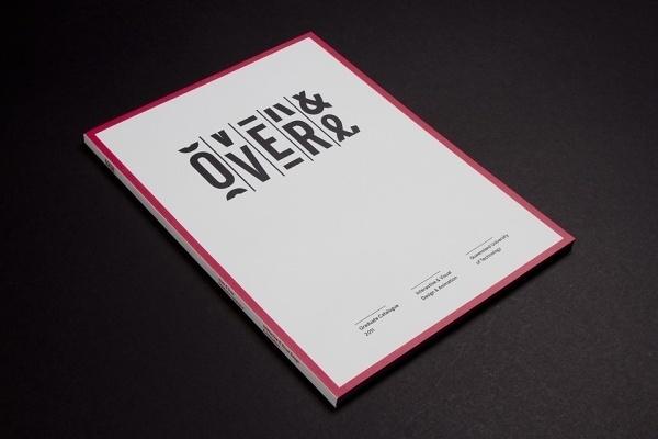 Over and Over Exhibition : Luke Robertson #typography