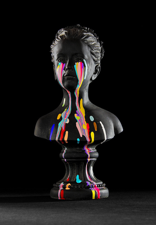 Chad Wys | PICDIT #design #glitch #collage #art