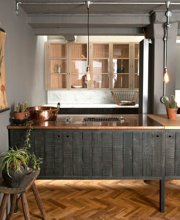 Kitchen Design Trends 2018 / 2019 – Colors, Materials & Ideas - InteriorZine #kitchen #furniture #decor #design #trends
