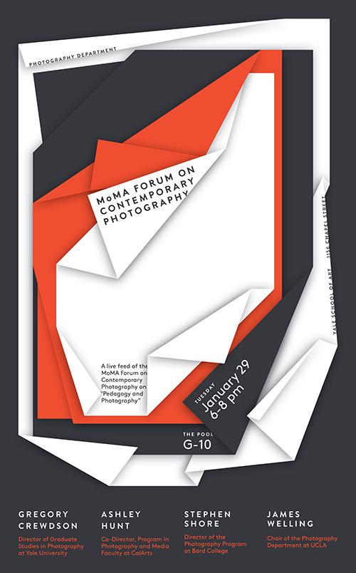 MoMA Forum Jessica Svendsen #poster