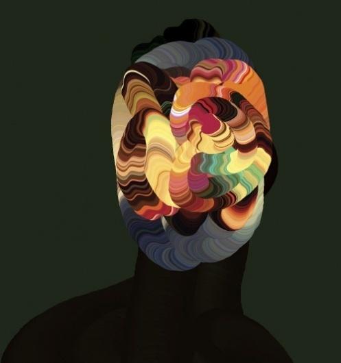 Nerdski:Inspiration   The Blog of Nerdski Design Studio #illustration #portrait #art