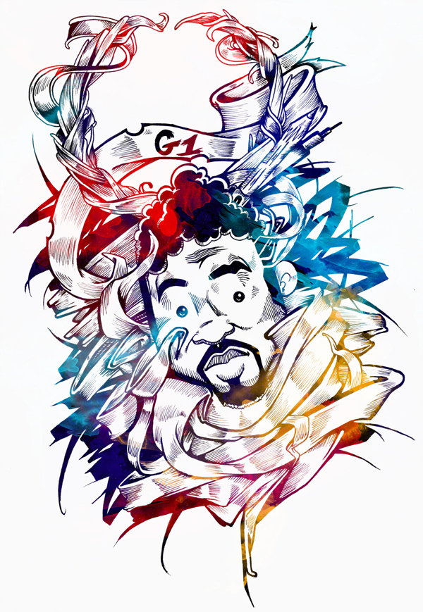 Illustrated Sketches #color #artwork #illustration #art #drawing